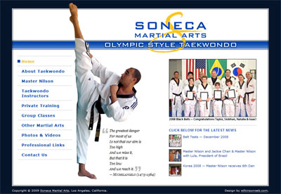 Soneca Martial Arts