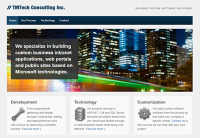 TMTech Consulting Inc.